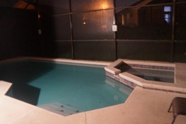 Villa Rental Pool