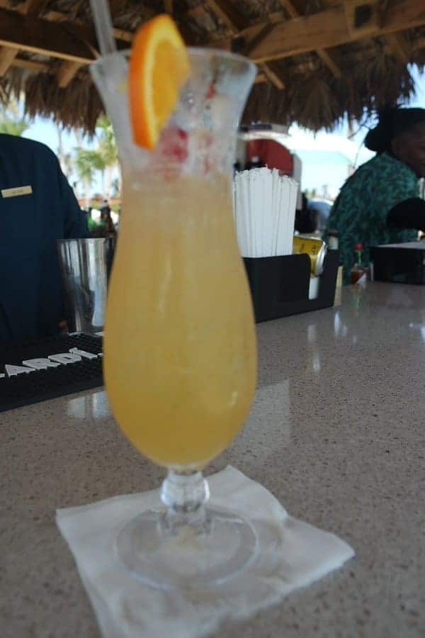 Drinks Warwick Paradise Island