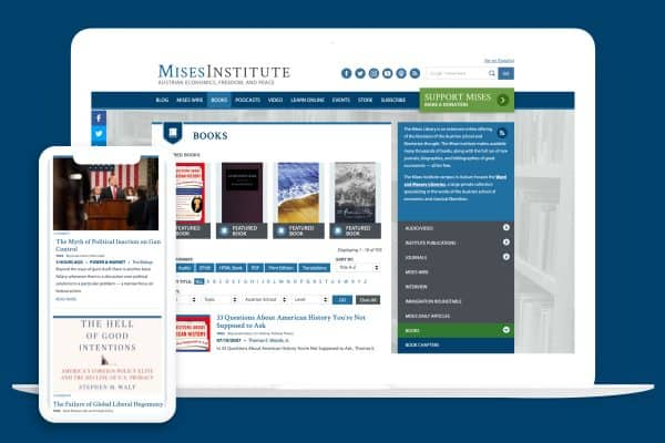 Mises Website