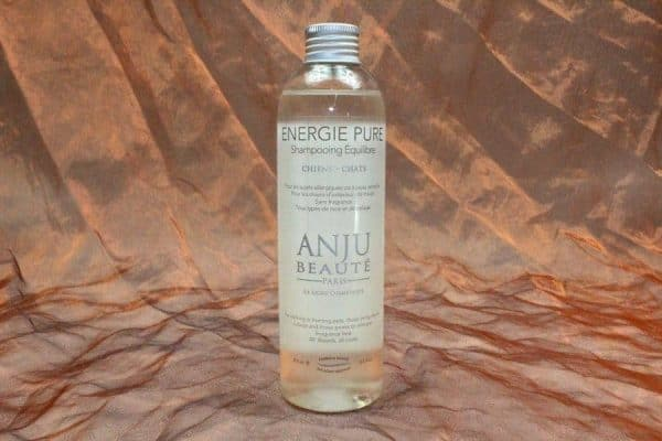 Anju Beauté Energie Pure Shampoo 250 ml 1 600x400 - Anju-Beauté, Energie Pure Shampoo, 250 ml