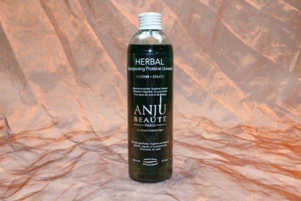 Anju Beauté Herbal Shampoo 250 ml 1 600x400 - Anju-Beauté, Herbal Shampoo, 250 ml