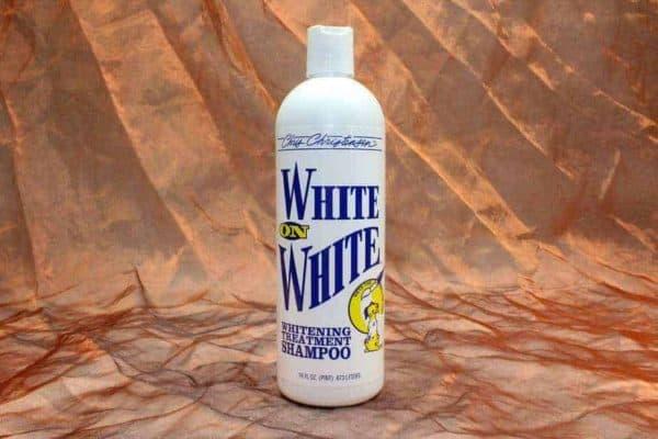 Chris Christensen White on White Shampoo 473 ml 2 600x400 - Chris Christensen, White On White Shampoo, 473 ml