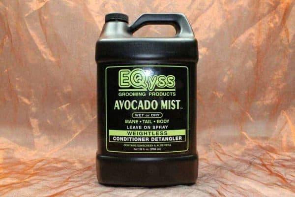 Eqyss Avocado Mist Detangler spray EQ 3800 ml 2 2 600x400 - Eqyss, Avocado Mist Detangler spray (EQ), 3800 ml