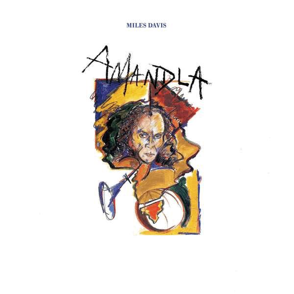 Miles Davis - Amandla - 1989
