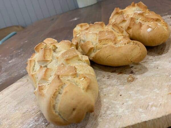 Barra Castellana Miga Bakery