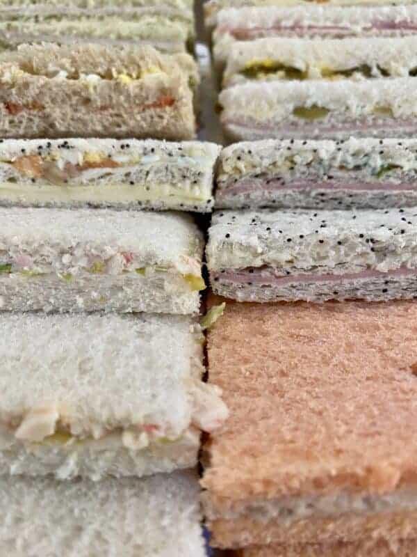Sandwiches Miga Bakery