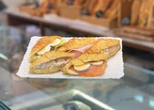 Minicroissants Home Miga Bakery