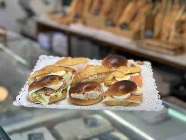 Saladitos Miga Bakery