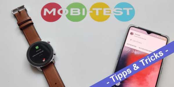 Der Tracker oder Smartwatch schickt keine Benachrichtigungen? Diese Tipps können helfen