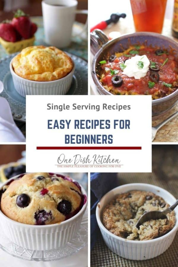 easy recipes for beginners post cover image