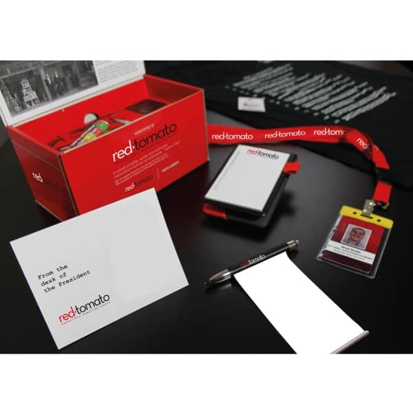 welcome pack for new employee Idea 7