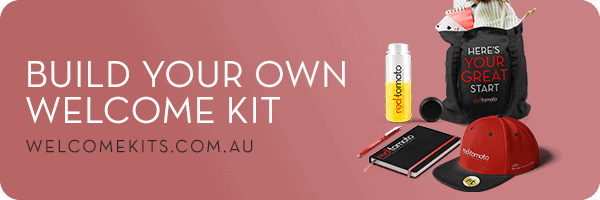 How to build a welcome kit
