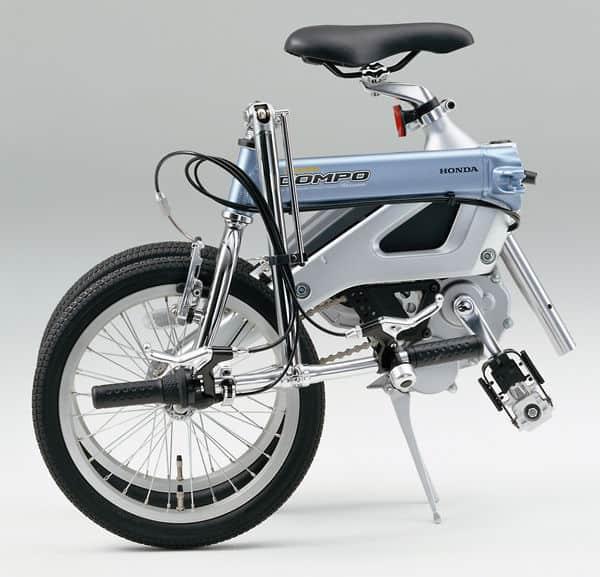 Honda Step Compo Folding Electric Bike