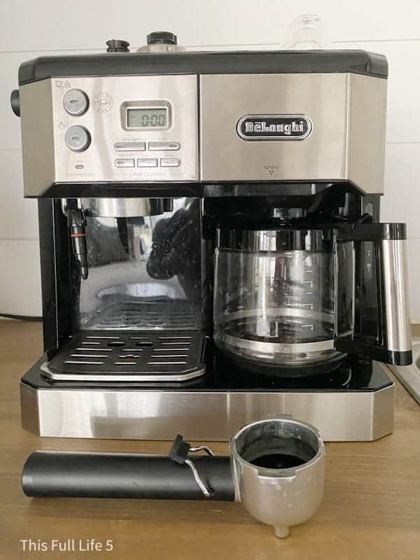 De'Longhi Espresso and Coffee Maker