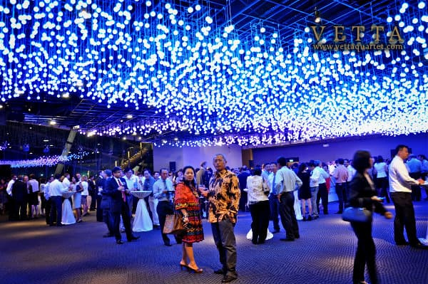 Corporate Event at Gardens by the Bay Singapore