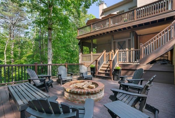 custom deck in roswell, ga