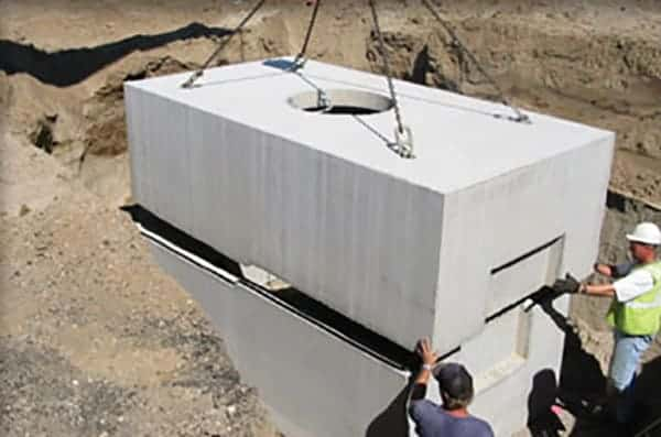 AIRPORT UTILITY VAULT PROJECT