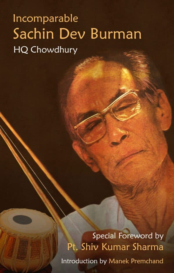 Incomparable Sachin Dev Burman – Sell Self Published Book online