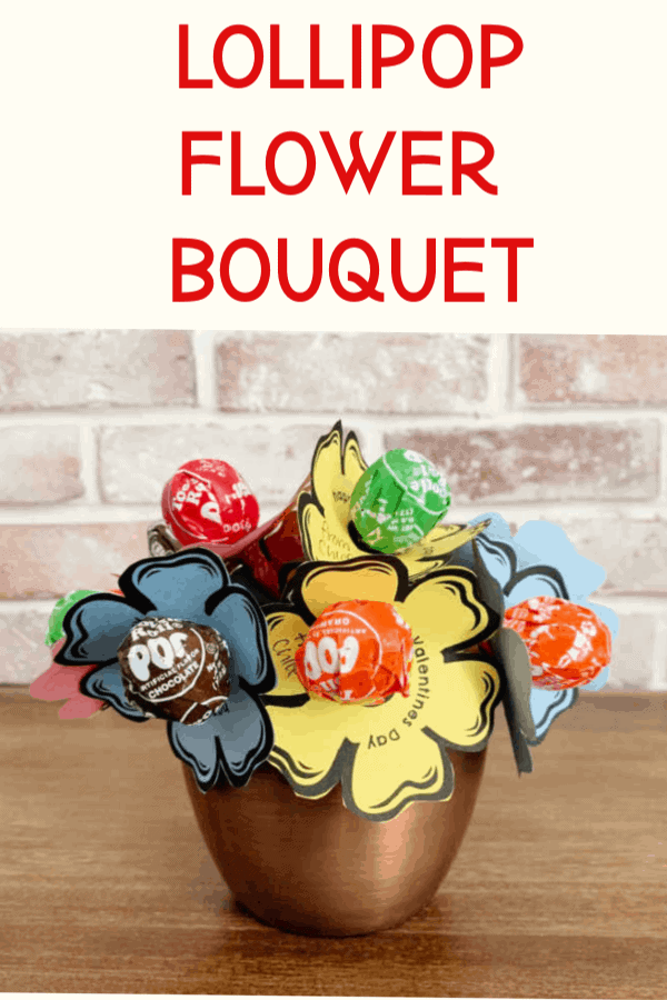 lollipop flower bouquet