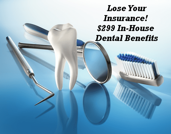 299 Dental Benefits for Bright Smile