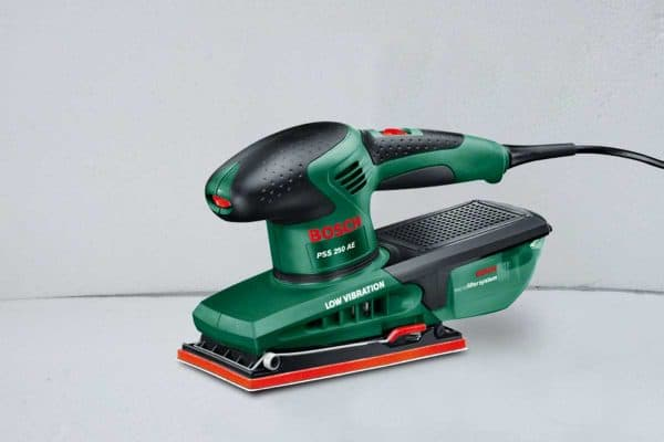 G2 Forniture Levigatrice Bosch PSS 250 AE
