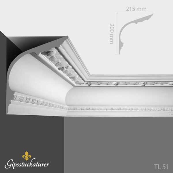 gips-stuckaturer-stockholm-sekelskifte-dekorativa-taklister-taklist-t51-gipsstuckaturer-se