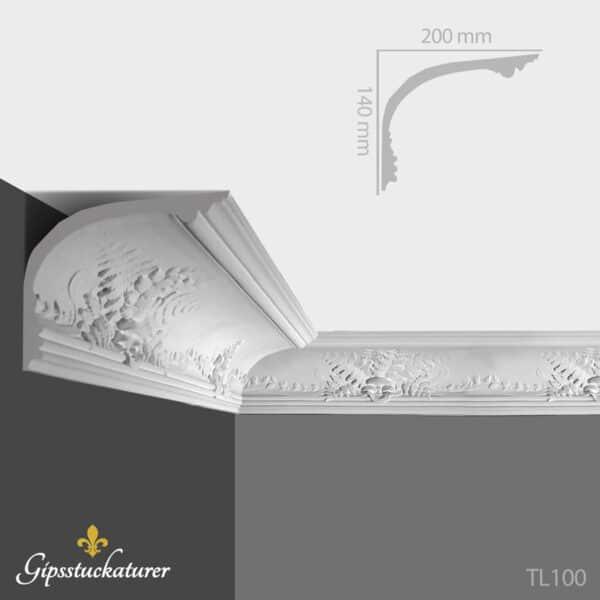 gips-stuckaturer-stockholm-sekelskifte-dekorativa-taklister-taklist--tl100-gipsstuckaturer-se