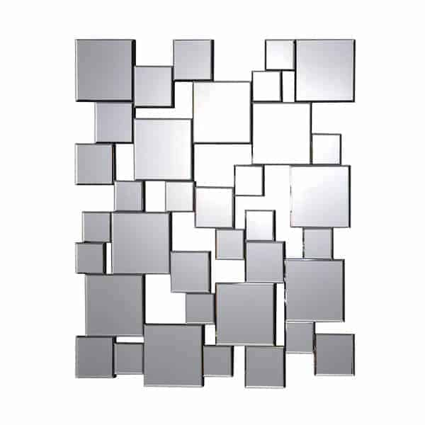 Där 002CAD1080 Cadeau Rectangle Mirror