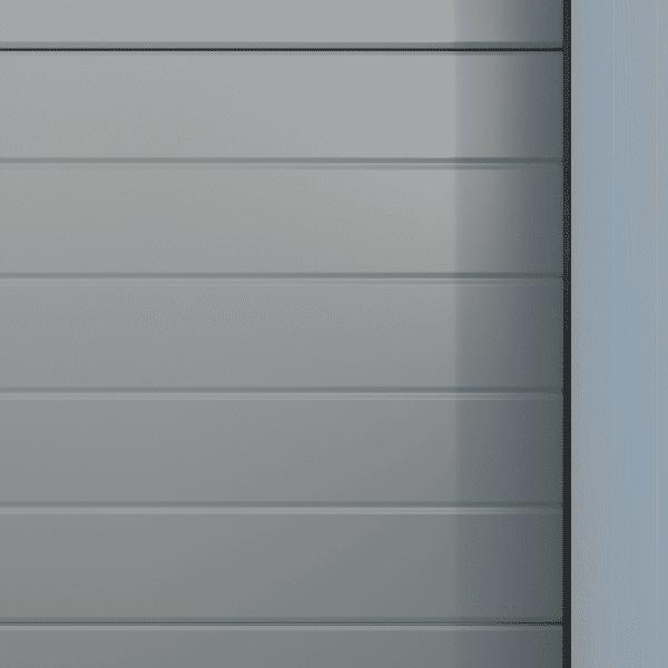 Crawford_Linea_Slat Grå aluminium