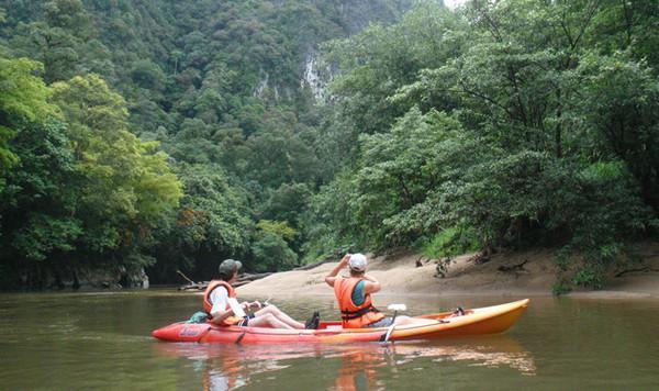 Descenso de rios por Bulgaria