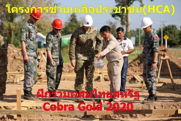 Cobra Gold 2020