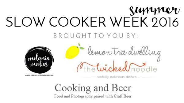 summer slow cooker week