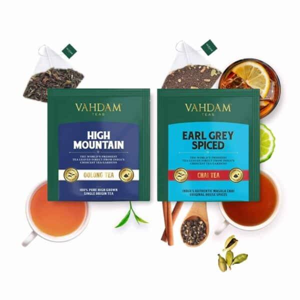 Buy Vahdam Teas - Herbal Tea Assortment (1 x 15 Variants) - 30g Online