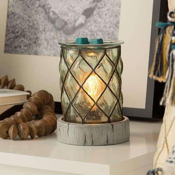 Country Light Scentsy Wax Warmer - 2019 Scentsy Catalogue