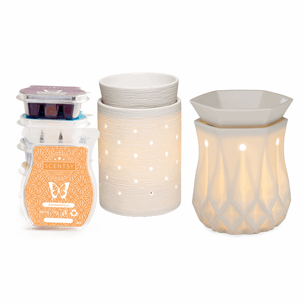 Perfect Scentsy - €44 Warmer