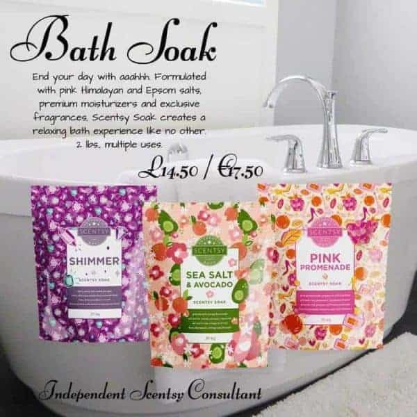 BEST LIFE SCENTSY BAR