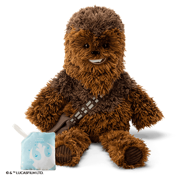 Chewbacca™ – Scentsy Buddy + Star Wars™- Light Side of the Force – Scent Pak