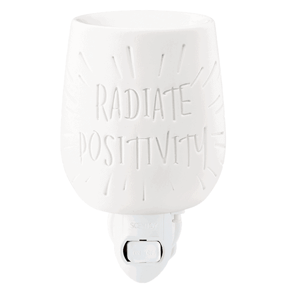 Radiate Possitiviy Mini Plugin Warmer Off