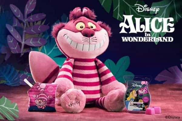 Alice in Wonderland Scentsy Pak