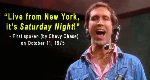 collaborative teams can learn from chevy chase and snl