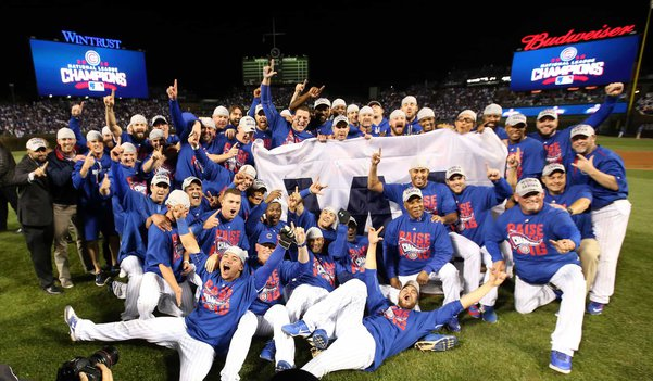 cultural change led to the cubs world series win