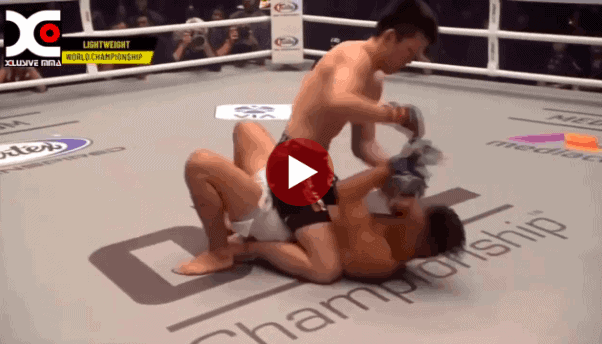 Christian Lee vs Shinya Aoki The Best Full Highlights
