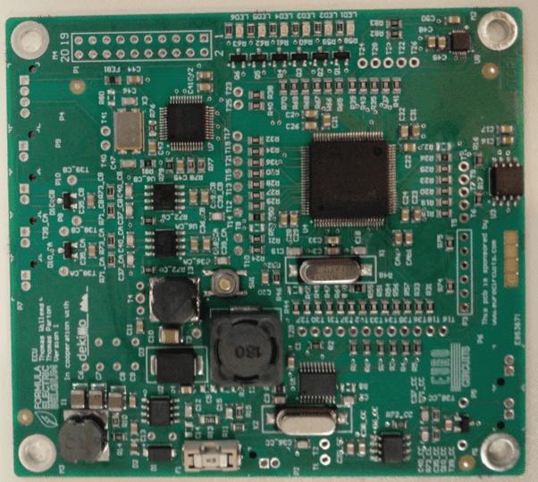 FEB - electronic control unit
