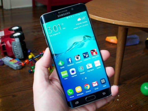 Galaxy S6 not receiving Whatsapp, SMS, SnapChat messages on