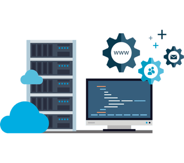 Website and email hosting