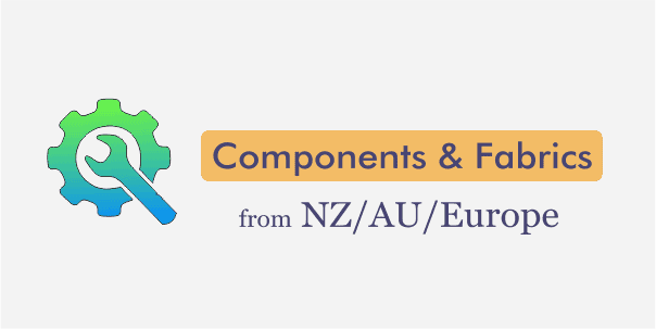 NZ made components