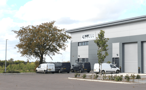 New Grove Production Facility for Navtech Radar