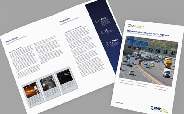 Image of Navtech Radar's new case study on Stopped Vehicle Detection on the M25