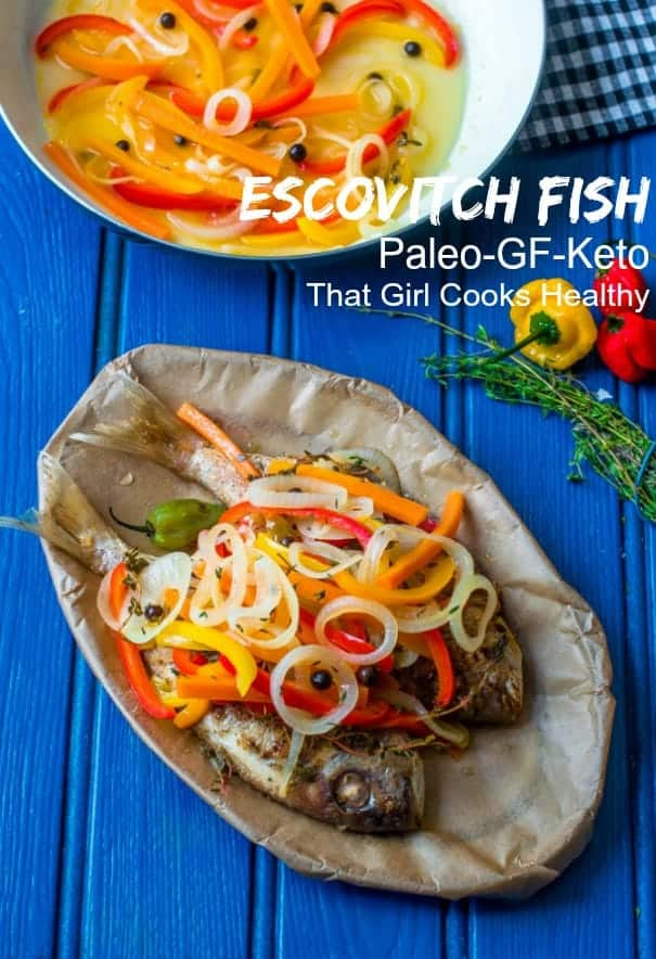 Learn how to make Jamaican escovitch fish in the comfort of your own home