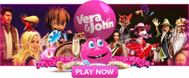 VeraJohn.com Casino [verajohn.com] 200% up to €100 free bonus